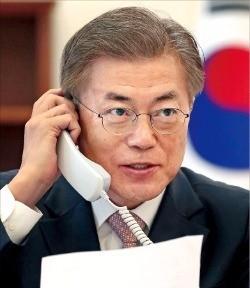문재인 대통령 북한 미사일 발사 대응