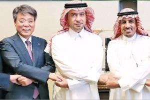 대우·한화건설, 사우디에 23조 신도시 수출한다