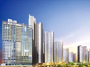 김포 한강메트로자이, 44층 김포 랜드마크…서울 접근 수월
