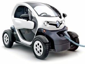 '꼬마 전기자동차' 트위지가 나가신다…주차 편하고 좁은 길도 씽씽