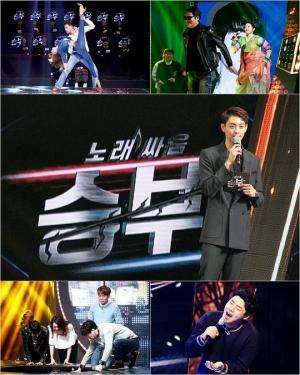 '노래싸움', 시즌1 종영 앞두고 다시 보는 '명장면 BEST4'