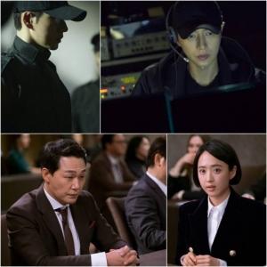 '맨투맨' 박해진·박성웅·김민정, 설운도 3인방 다시뭉쳤다