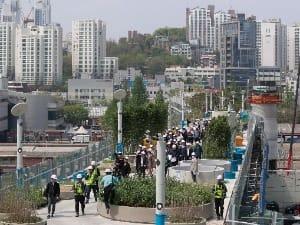 '서울로7017 첫동네' 중림동 재생…손기정공원 마라톤 성지로