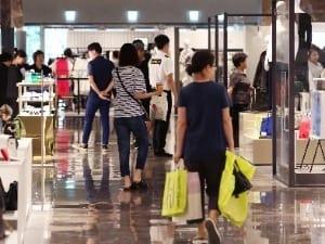'상생형 쇼핑몰' 현대시티몰 개장…