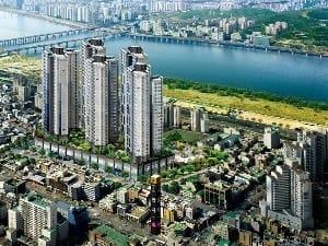 서울 아파트값 고공행진…상반기 전국 최고 상승률