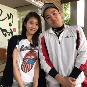 음주운전 자숙 중…슈퍼주니어 강인, 미코 김해현과 근황 공개