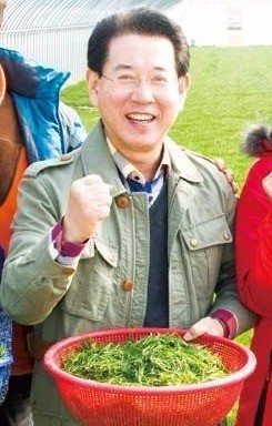 김영록 농식품부 장관 후보자 /사진=김영록 페이스북