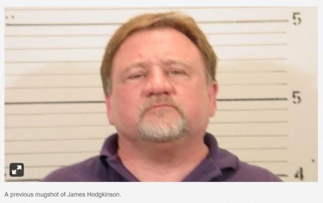 제임스 T. 호지킨슨. 미국 폭스뉴스 홈페이지 캡처