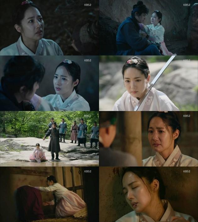 '7일의 왕비' 박민영