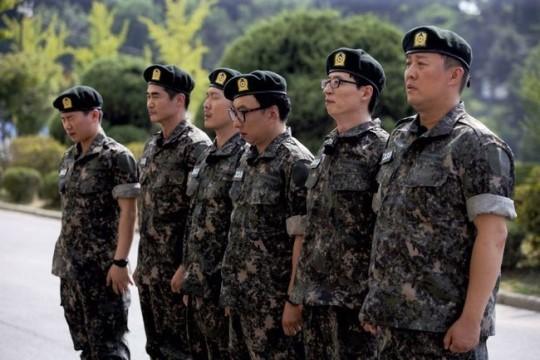 '무한도전' 신병교육대 특집