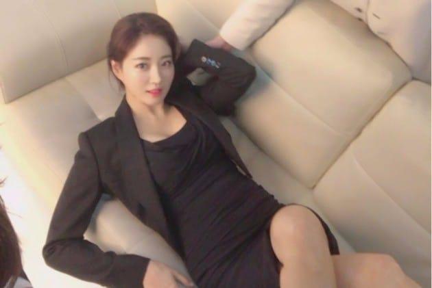김사랑, 나이를 잊게 하는 방부제 미모 뽐내(사진=김사랑 인스타그램)