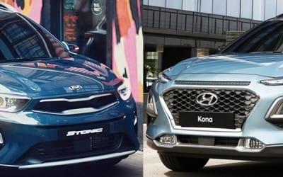 소형 SUV 판세 뒤집기…60% 이상 점유율 목표한 현대·기아차