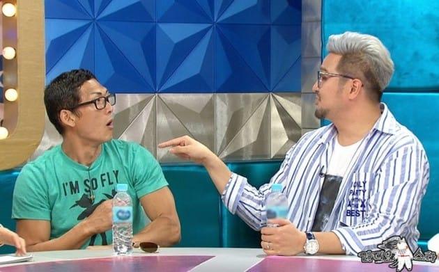 김태우 박준형_라디오스타 제공