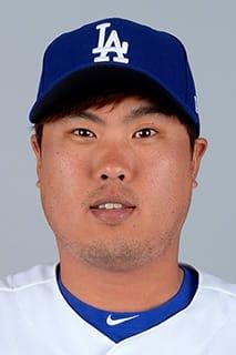 류현진 선수 / 사진=로스앤젤레스 다저스 홈페이지