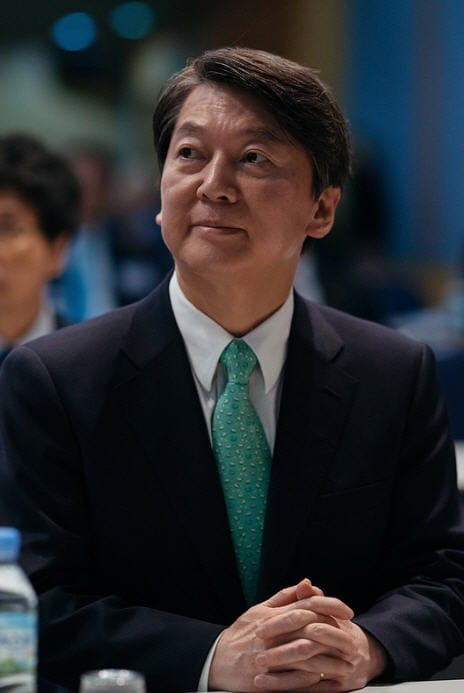 안철수 전 국민의당 대표