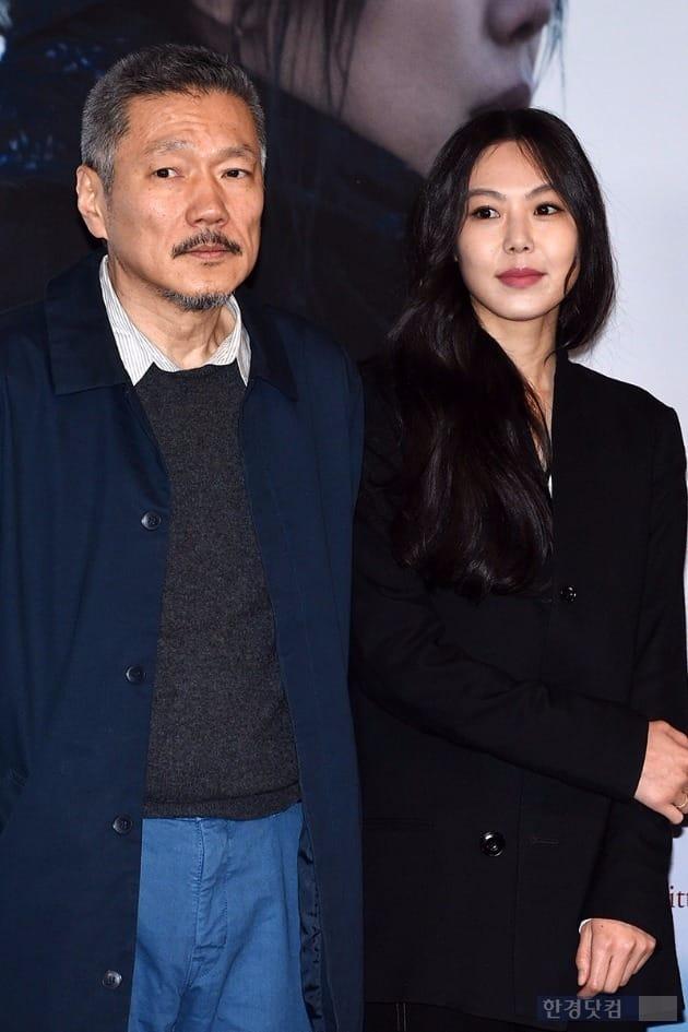 홍상수·김민희, 옥수동으로 이사? 김현영, 아파트 목격담 전해