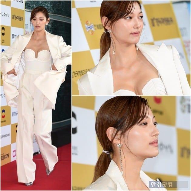 배우 이엘 아티스트컴퍼니와 전속 계약 / 사진=최혁 기자