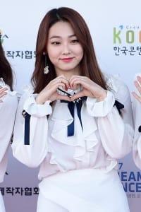 구구단 미나, '상큼한 감귤 소녀'(드림콘서트)