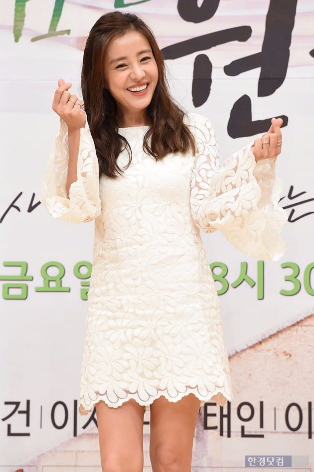 배우 박은혜 / 사진=변성현 기자