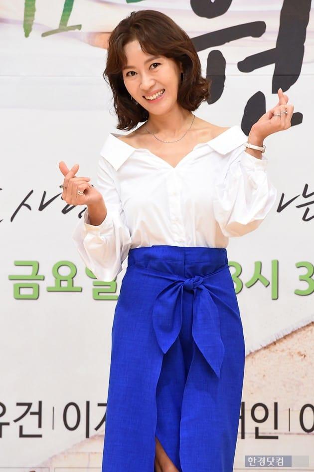 배우 김희정 / 사진=변성현 기자