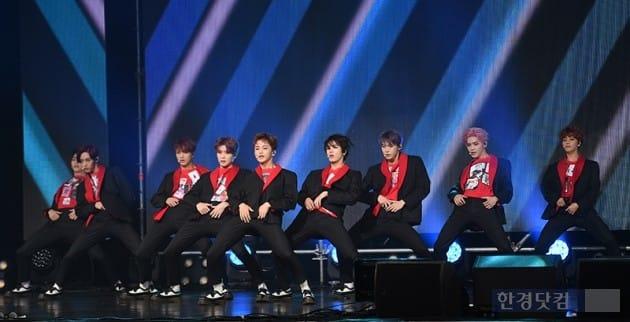 그룹 NCT 127 / 사진=최혁 기자