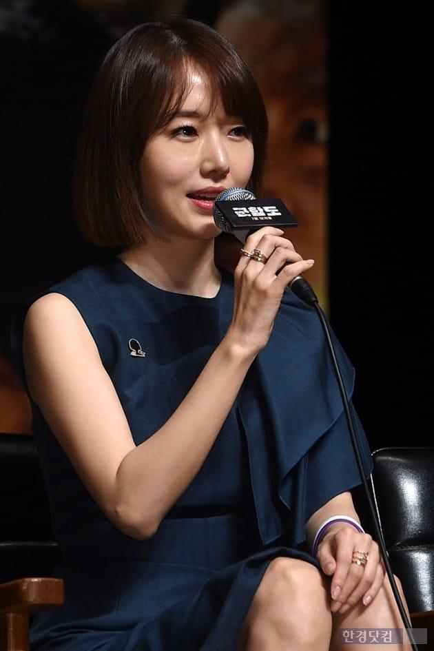 배우 이정현 / 사진=최혁 기자