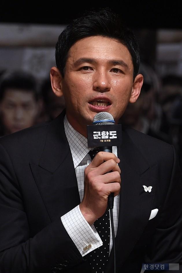 배우 황정민 / 사진=최혁 기자