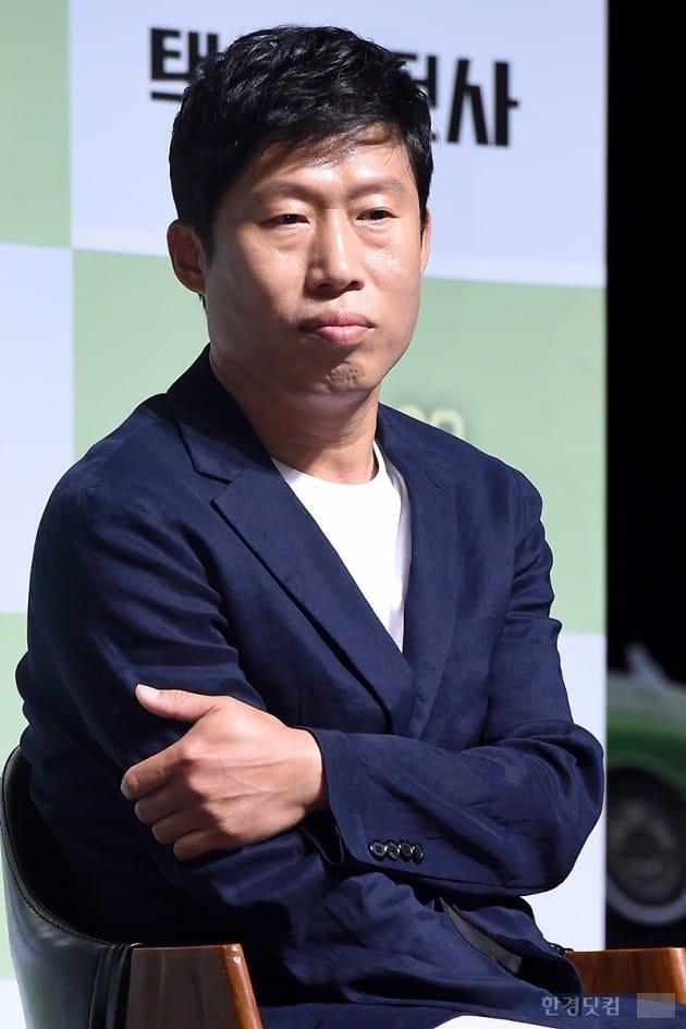 '택시운전사' 유해진 /사진=변성현 기자