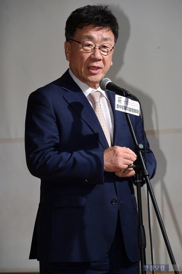 김승업 충무로뮤지컬영화제 조직위원장