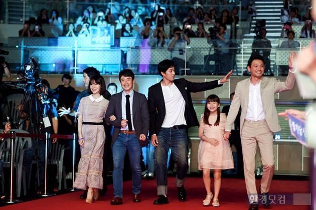 영화 군함도 쇼케이스 / 사진-최혁 기자