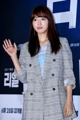 박신혜, '리얼 보러왔어요~'