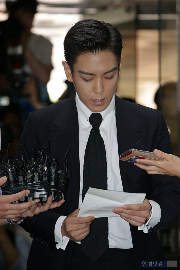 그룹 빅뱅 탑 / 사진=최혁 기자