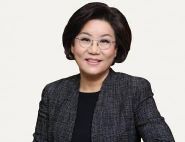 이혜훈 바른정당 당대표. 사진=이혜훈 의원 공식사이트