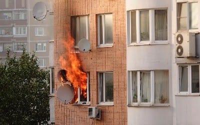 제주 서귀포 콘도 객실서 화재로 300여명 대피 소동. 사진은 기사와 관련이 없습니다. (사진=게티이미지뱅크)