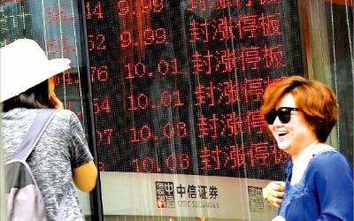 중국 A주 MSCI지수 편입…코스피 자금유출 비상