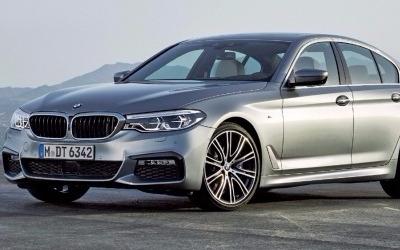 BMW 7세대 신형 5시리즈, 더 가볍고, 단단해진 '명품 세단'…스마트함 더했다
