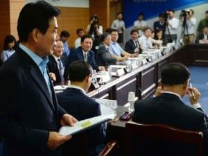 국정위, 기업계와 잇단 충돌…'수위조절' 고심