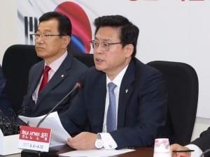 한국당, 金·金·康 보고서 채택 불참키로…김이수 표결은 참여