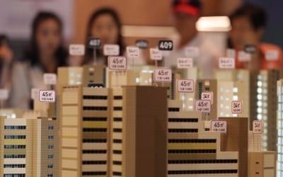 6·19 대책후 첫 주말…견본주택에 18만명 인파
