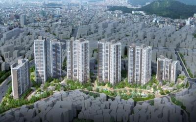 규제 피한 부산 역세권 아파트…대우건설, 대신 2차 푸르지오 이달 분양