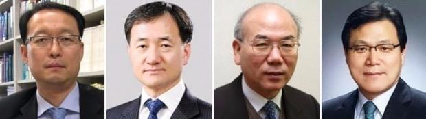 산업통상 백운규·보건복지 박능후·방통위원장 이효성·금융위원장 최종구