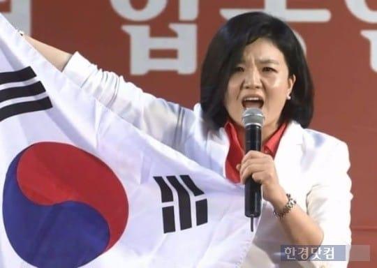 류여해 자유한국당 최고위원. /사진=류여해 페이스북