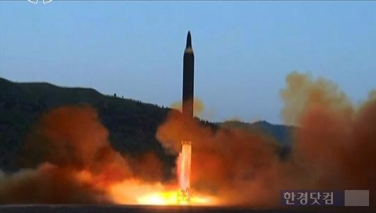 북한 미사일. / 사진=한경 DB