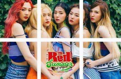 레드벨벳 신곡 '빨간 맛 (Red Flavor)' SM 콘서트에서 최초 공개