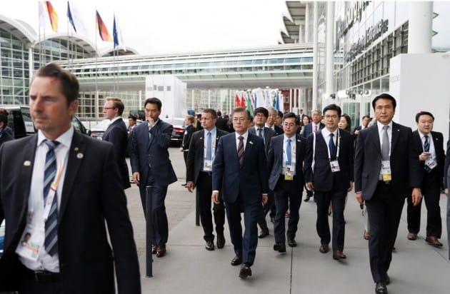 G20 참석한 문재인 대통령_청와대 제공