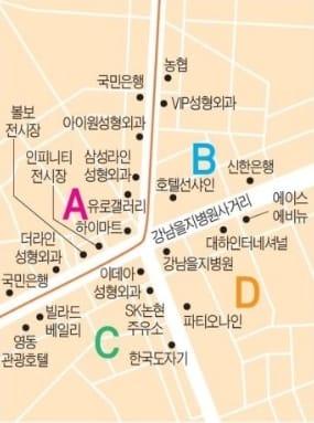 강남 을지병원 사거리 인근 중소형 빌딩 실거래 사례 및 추천매물