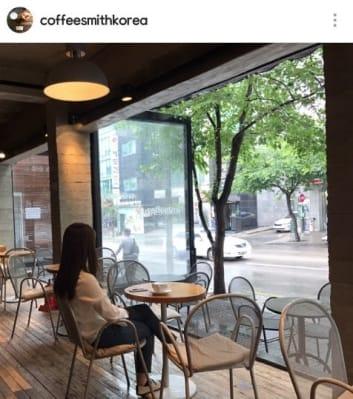 커피스미스 대표, 연예인 K와 결별 후