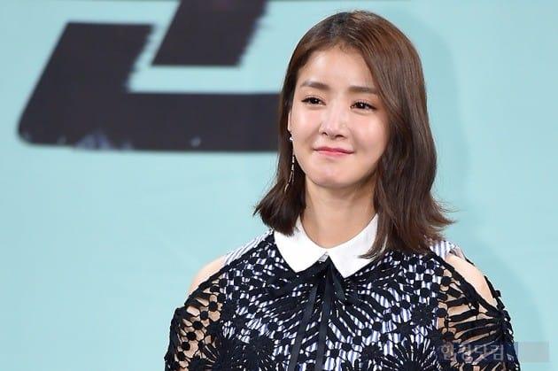 배우 이시영. / 사진=변성현 한경닷컴 기자