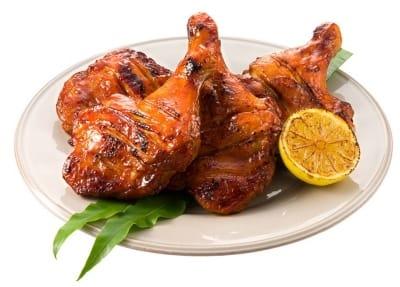 BHC, 구운 치킨 시장 도전…잠발라야소스 바른 '붐바스틱' 출시