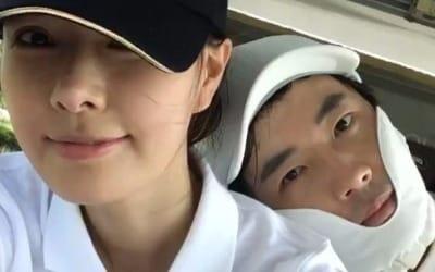 권상우♥손태영, 10년차 부부로 믿기 어려운 '신혼 분위기'